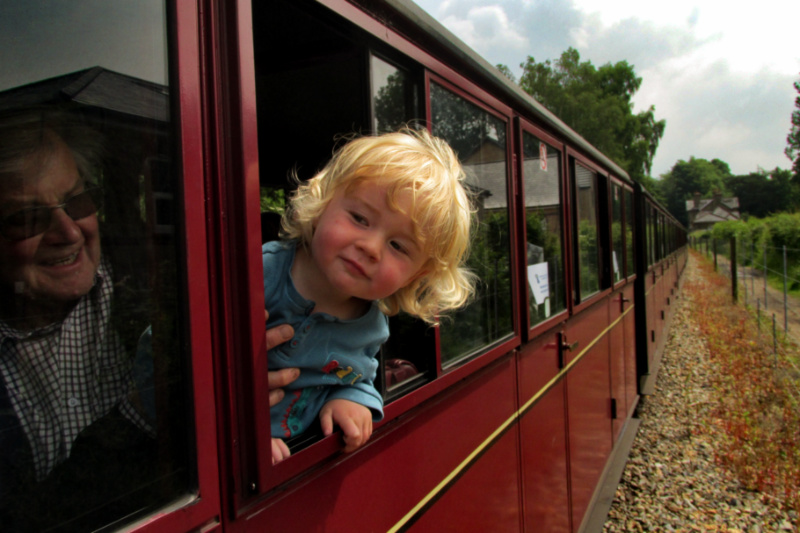 Bure Valley Railway – Father's Day Fun