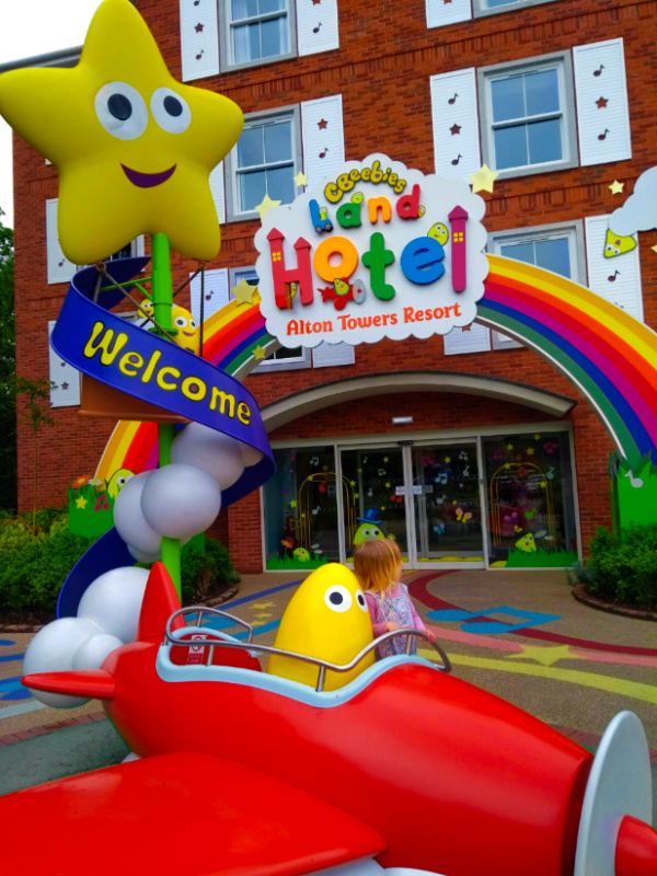 Cbeebies Land Hotel Review Alton Towers Resort