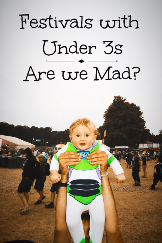 Festivals with Under 3s