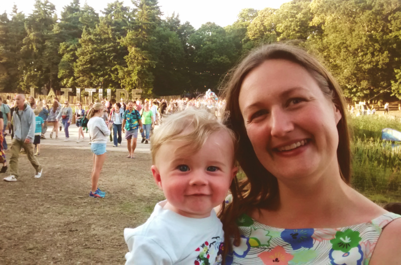 Festivals with Under 3s – Brave or Stupid?