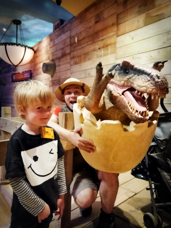 Great Yarmouth Jurassic Journey Dinosaur Park