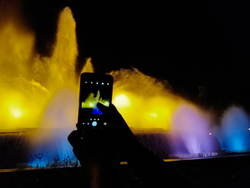 The Magic Fountain Show