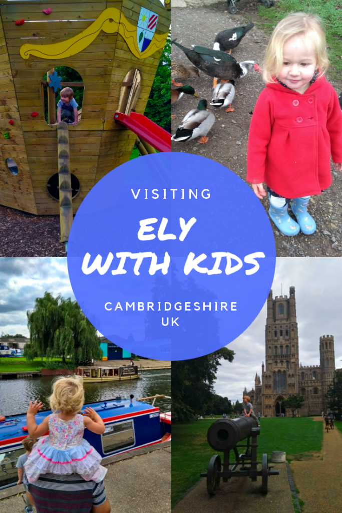 Visiting Ely with kids. Things to do in Ely, Cambridgeshire UK.