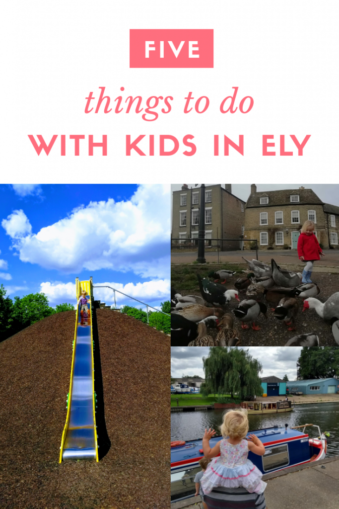 Ely, Cambridgeshire is a small cathedral city in the UK with plenty of things to do with kids.
