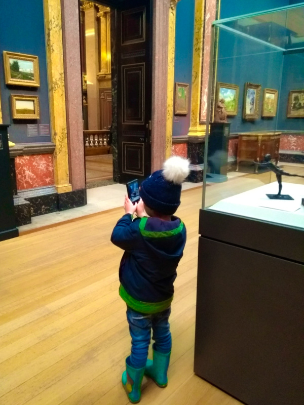 The Fitzwilliam Museum with Kids