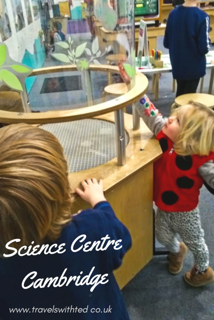 Cambridge Science Centre (2)