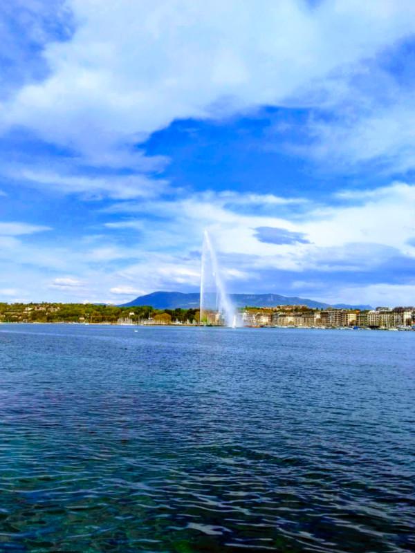 Geneva Jet d'eau