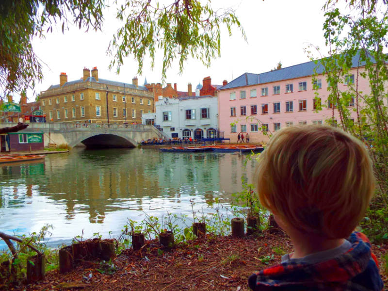 Free things to do in Cambridge with Kids