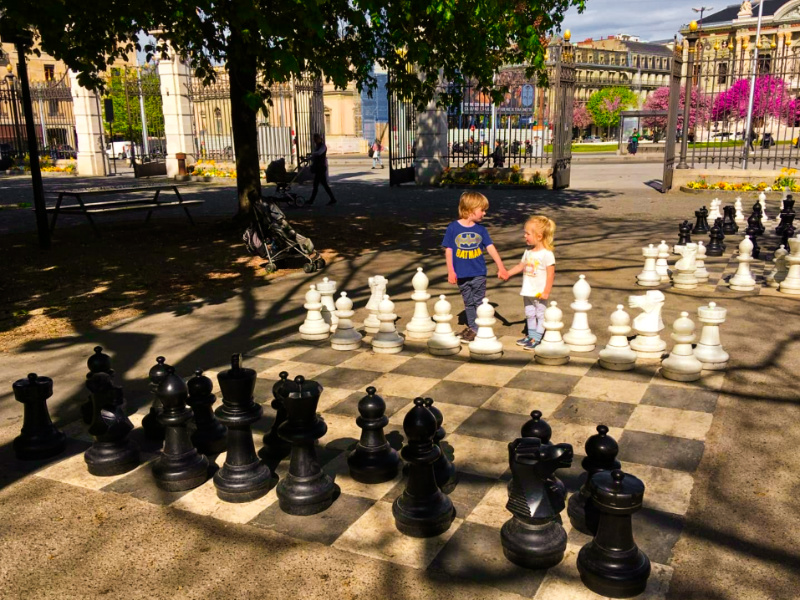 Things to do in Geneva for Free (with Kids)