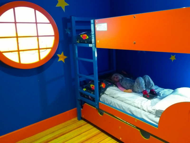 Cbeebies Land Hotel Bugbies Room - Kids Room. Alton towers resort