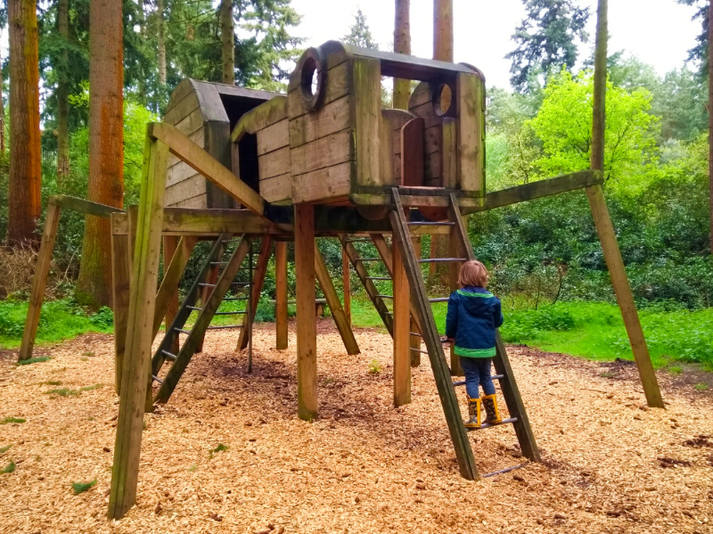 Thetford Forest Playgrounds