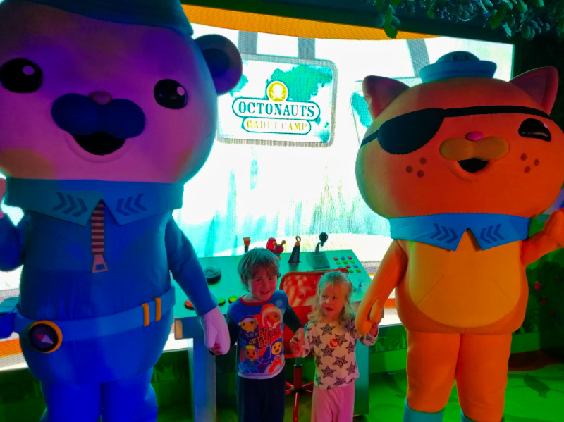 Cbeebies Land Hotel Entertainment