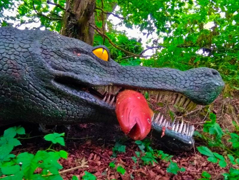 Gulliver's Dinosaur and Farm Park, Milton Keynes
