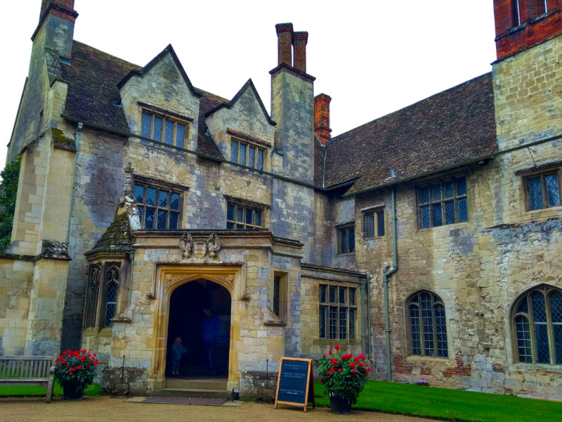 Anglesey Abbey in Cambridgeshire