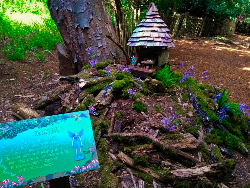 Audley End Fairy Walk