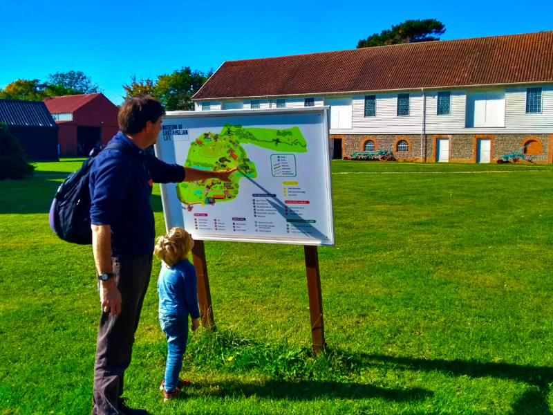 A Guide to the Museum of East Anglian Life with Kids