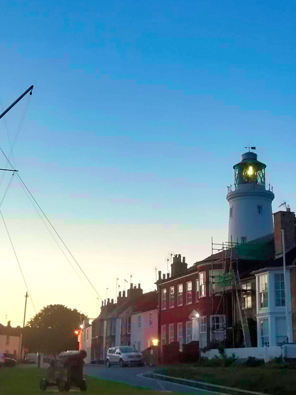 Suffolk Itinerary - Southwold Lighthouse