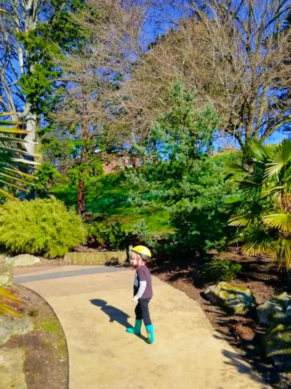 Pannett Park in Whitby - Perfect Park for Kids