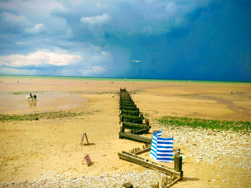 What is there to do in Hunstanton for kids?