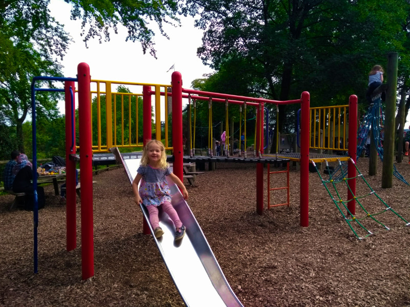 Explorer's Playground