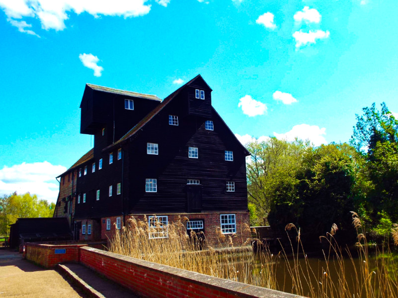 Houghton Mill - National Trust