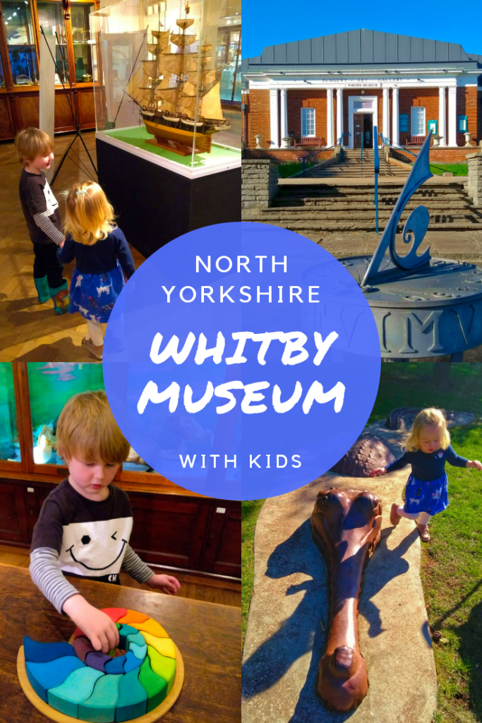 Whitby Museum in Pannett Park, Whitby North Yorkshire