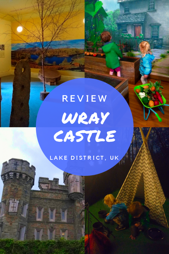 A visit to Wray Castle, a National Trust property in the Lake District. A castle designed to entertain the kids. A family day out in Cumbria.