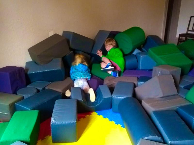 Build A Castle Room