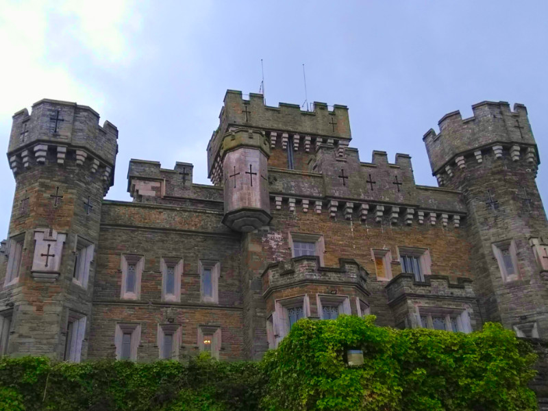 Wray Castle, Lake District – A Rainy Day Review