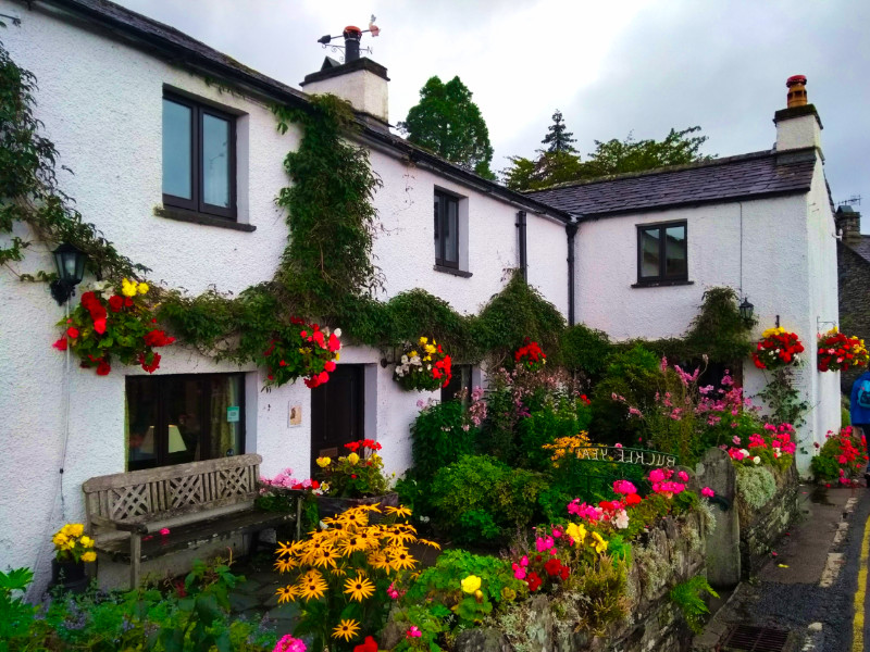 Buckle Yeat Guest House in Sawrey