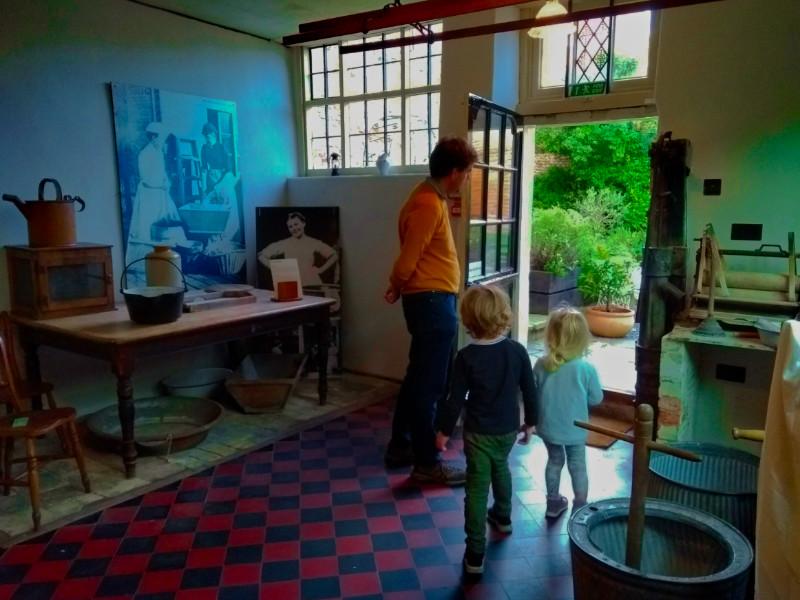 Elizabeth House Museum