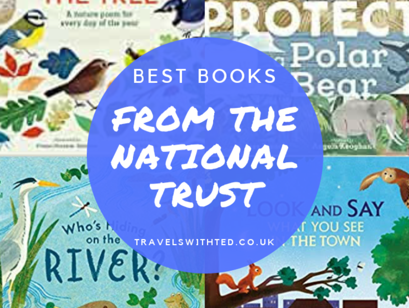 Best National Trust Kid's Books
